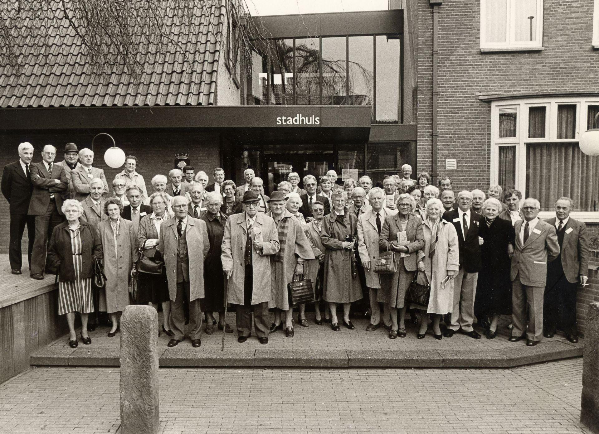 De geschiedenis van Delden in Beeld - Verzetsstrijders uit Stad en Ambt Delden
