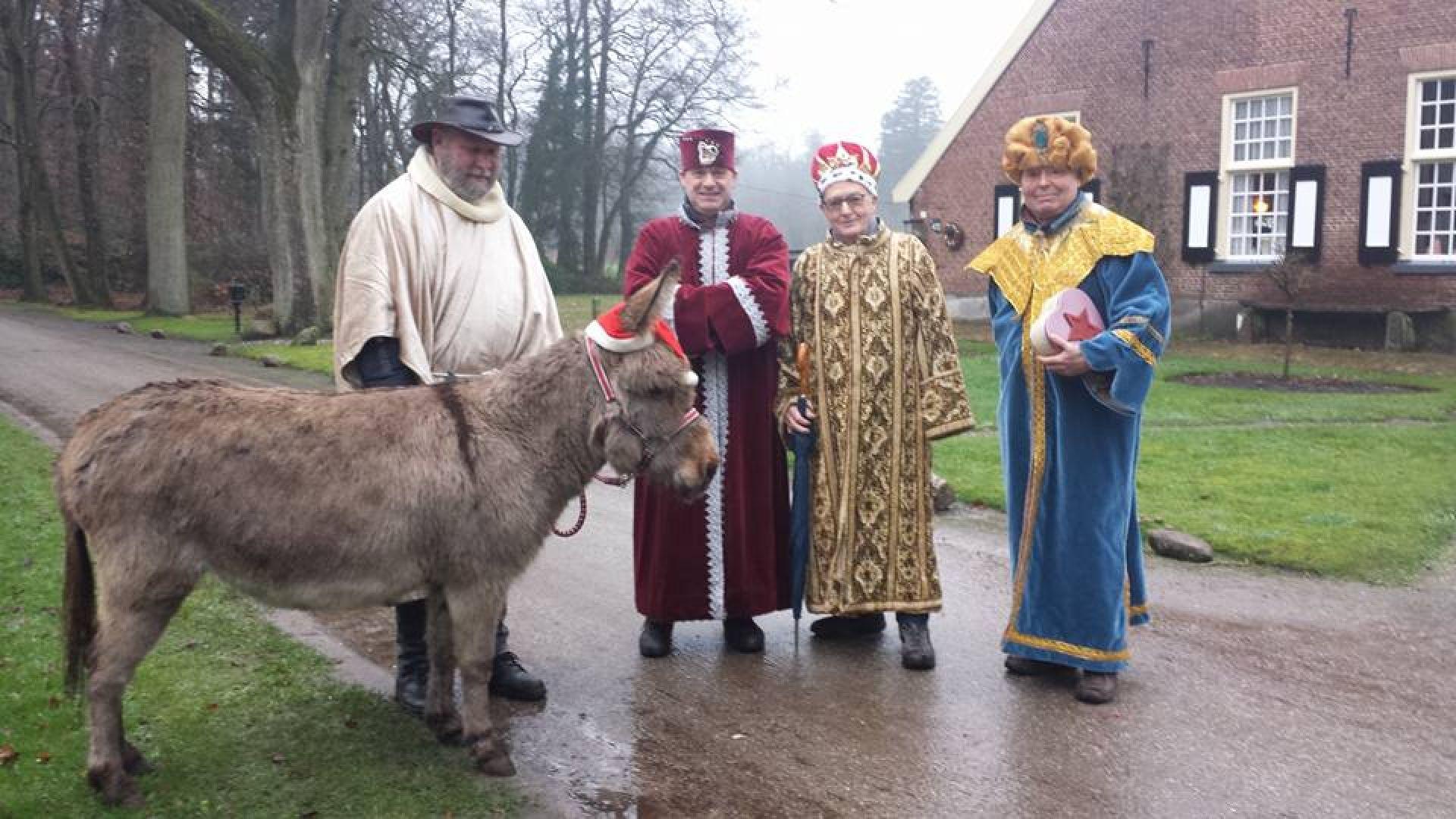 Midwinterwandeling en Drie Koningen Wandeltocht Delden samengevoegd