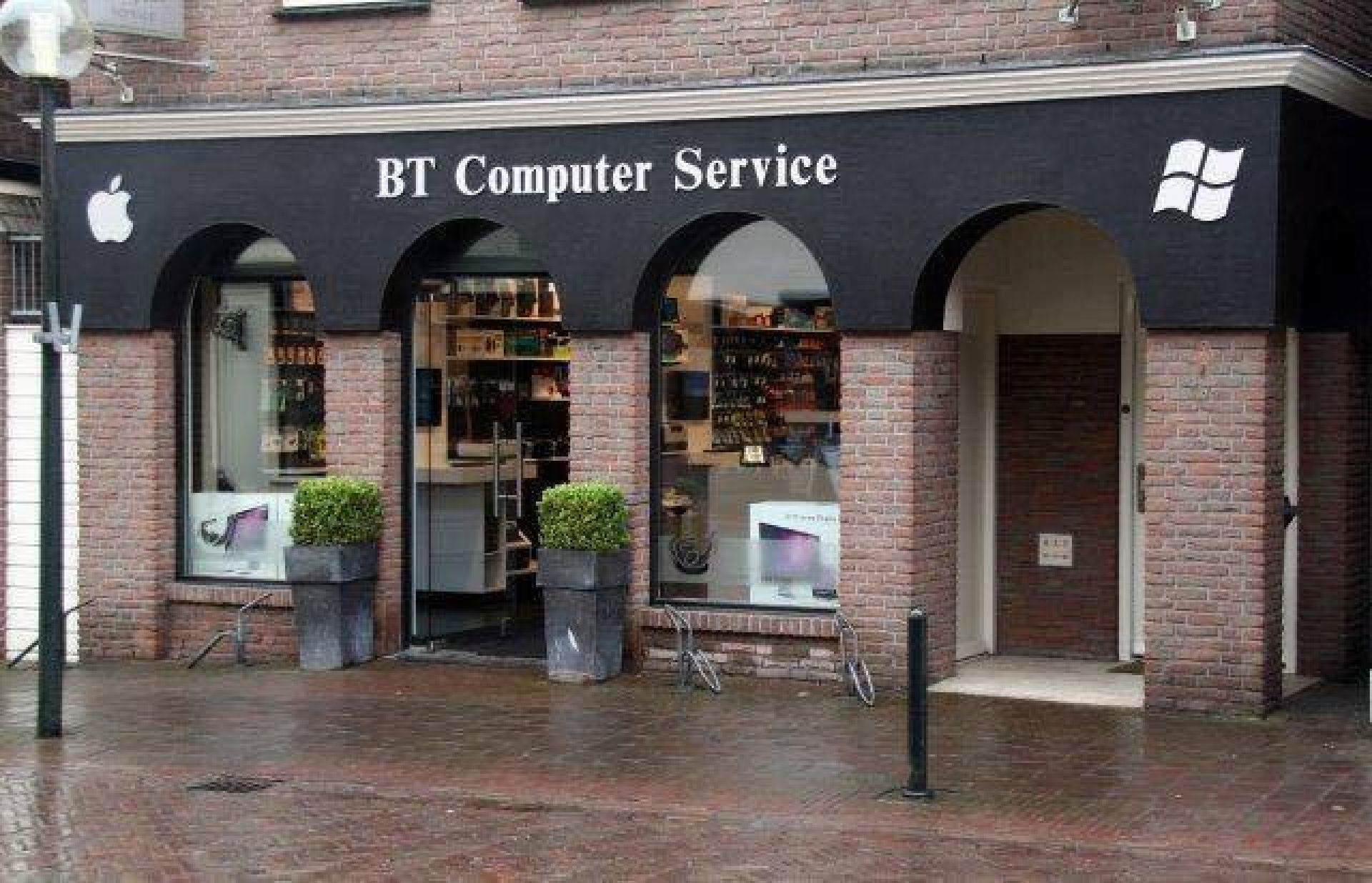 BT Computer Service sluit deuren aan Langestraat in Delden