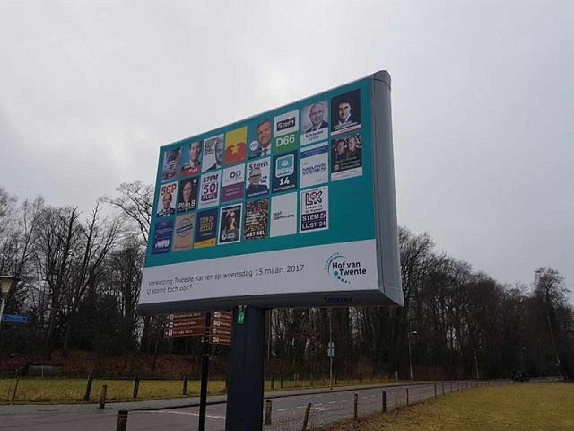 Verkiezingsnieuws Hof van Twente