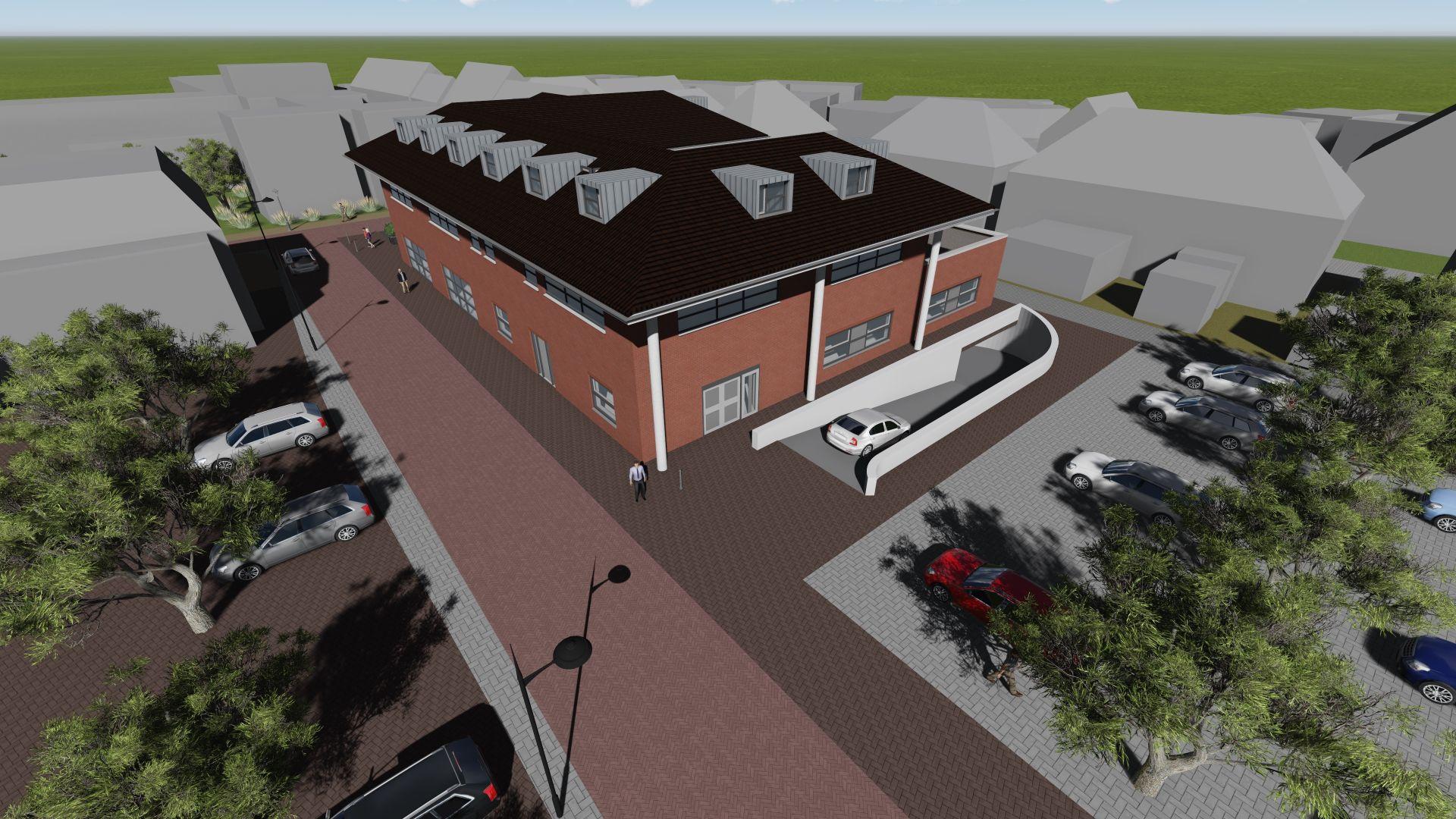 College houdt voorlopig vast aan starterswoningen in Rabo-pand Delden