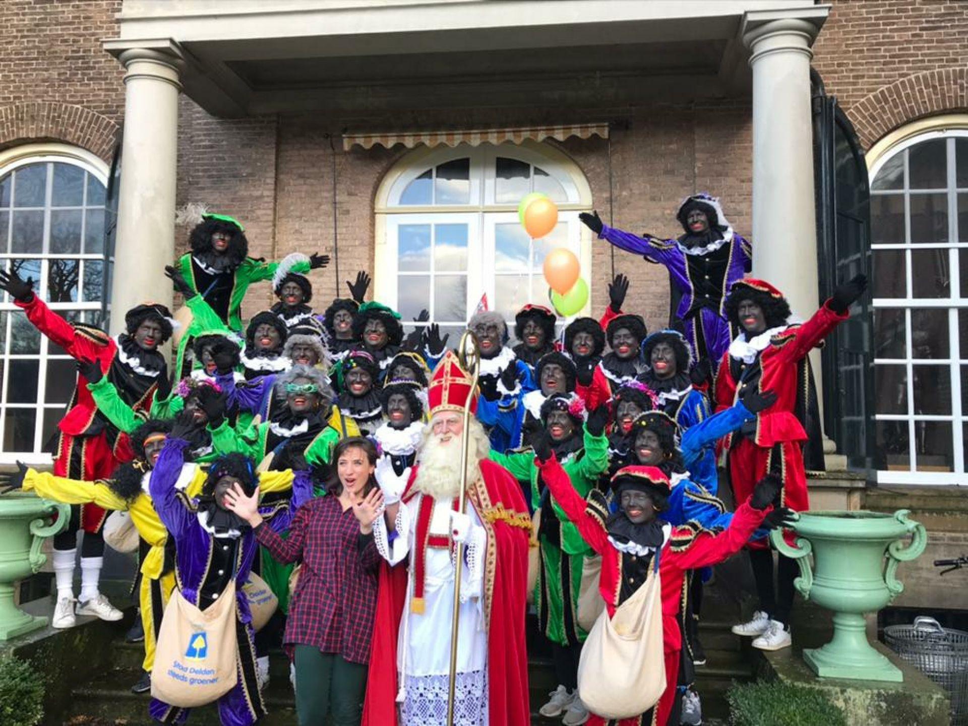 Update: Video Piet TV intocht Sinterklaas in Delden online!
