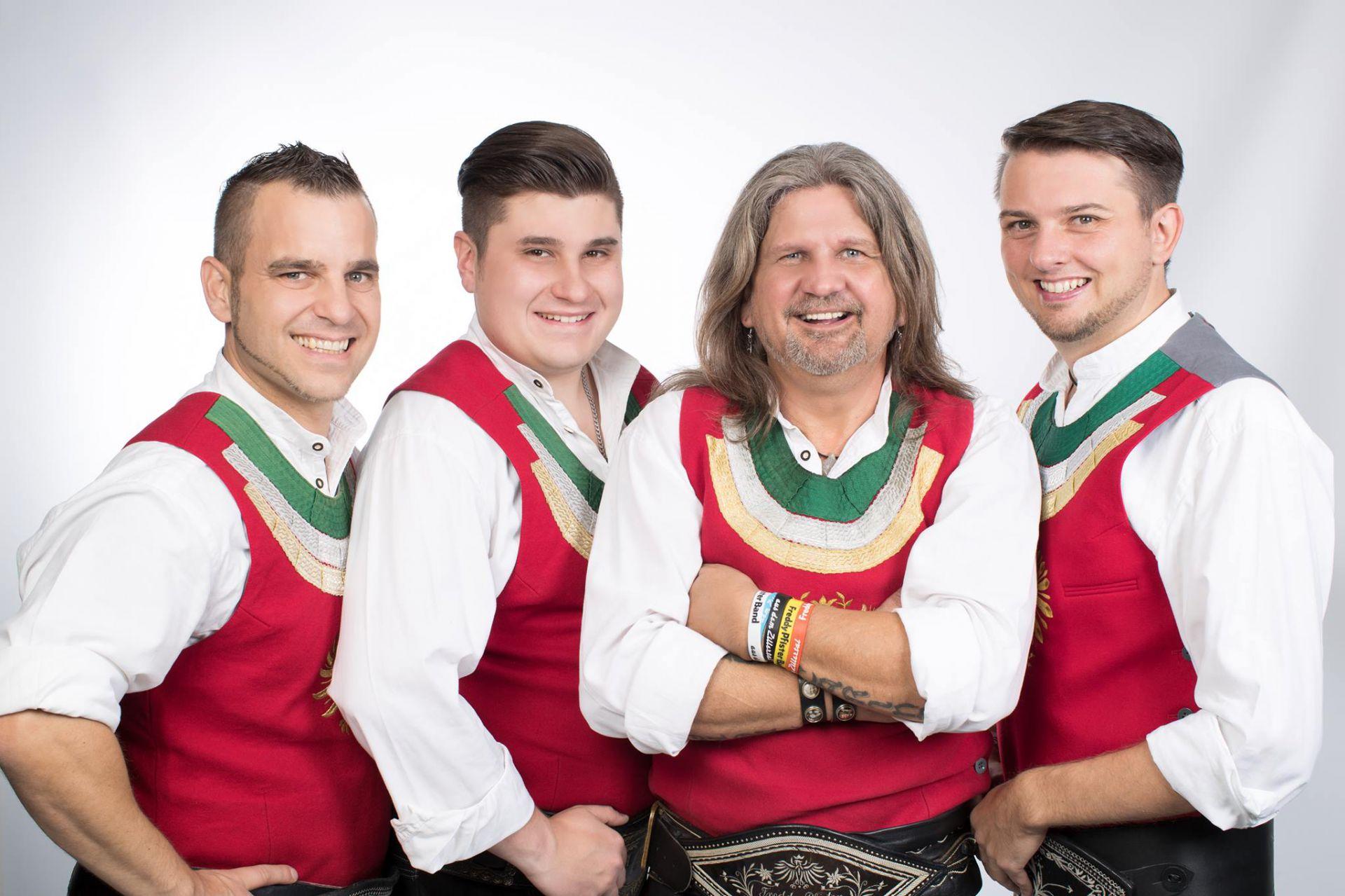 Eerste editie Maibaumfeest met Freddy Pfister Band