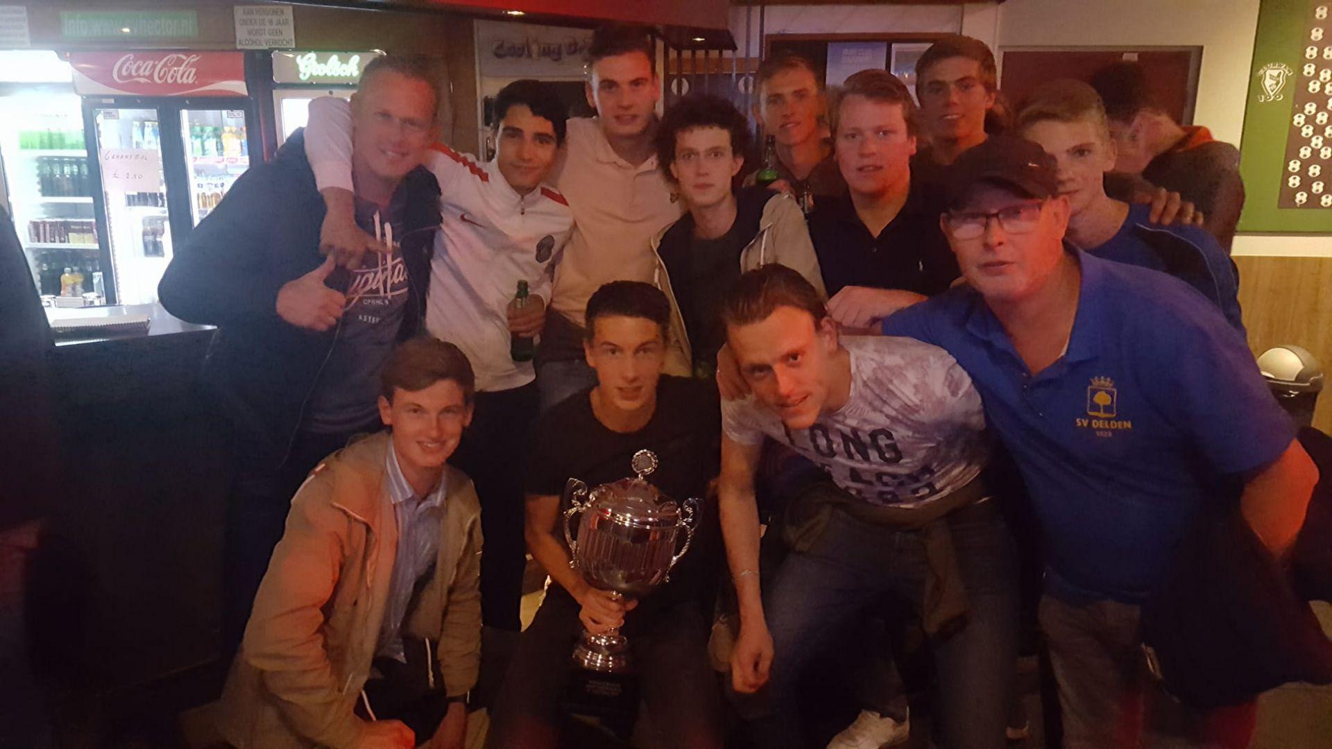 Update: SV Delden wint Hoftoernooi 2018