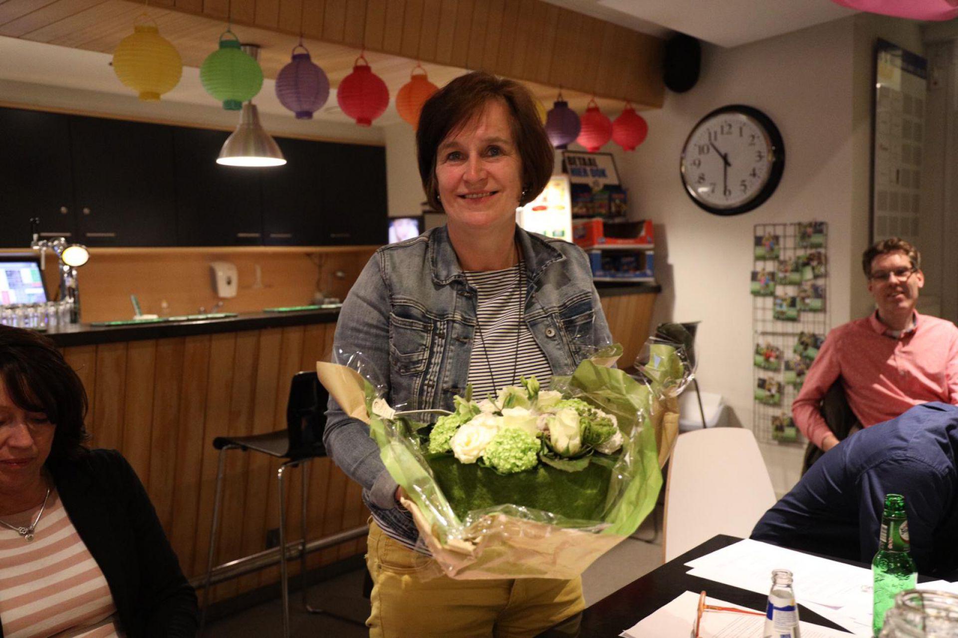 Marieke Scholte Op Reimer zwaait af als secretaris TC Delden