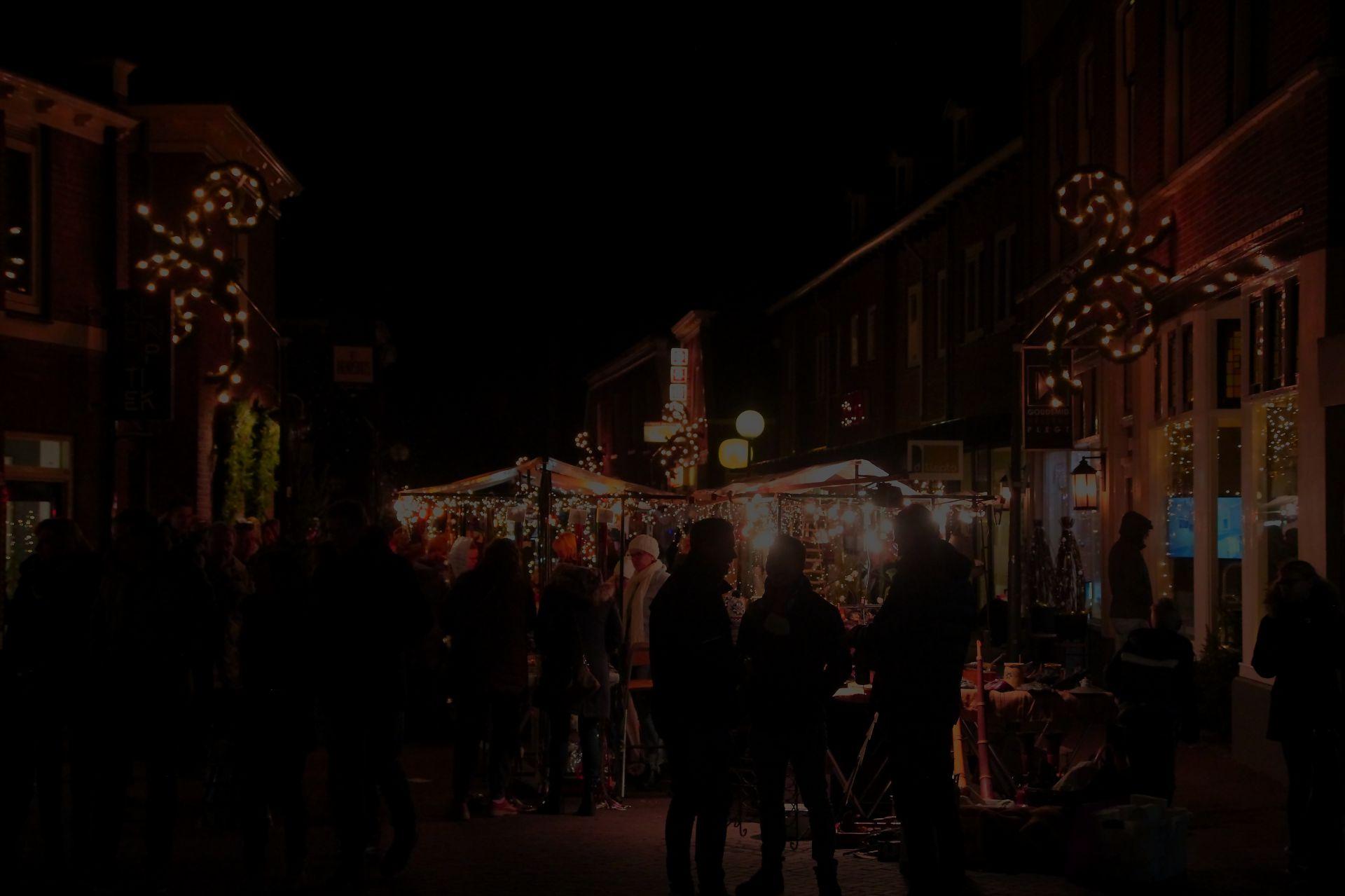 Kerstmarkt Delden weer als vanouds gezellig