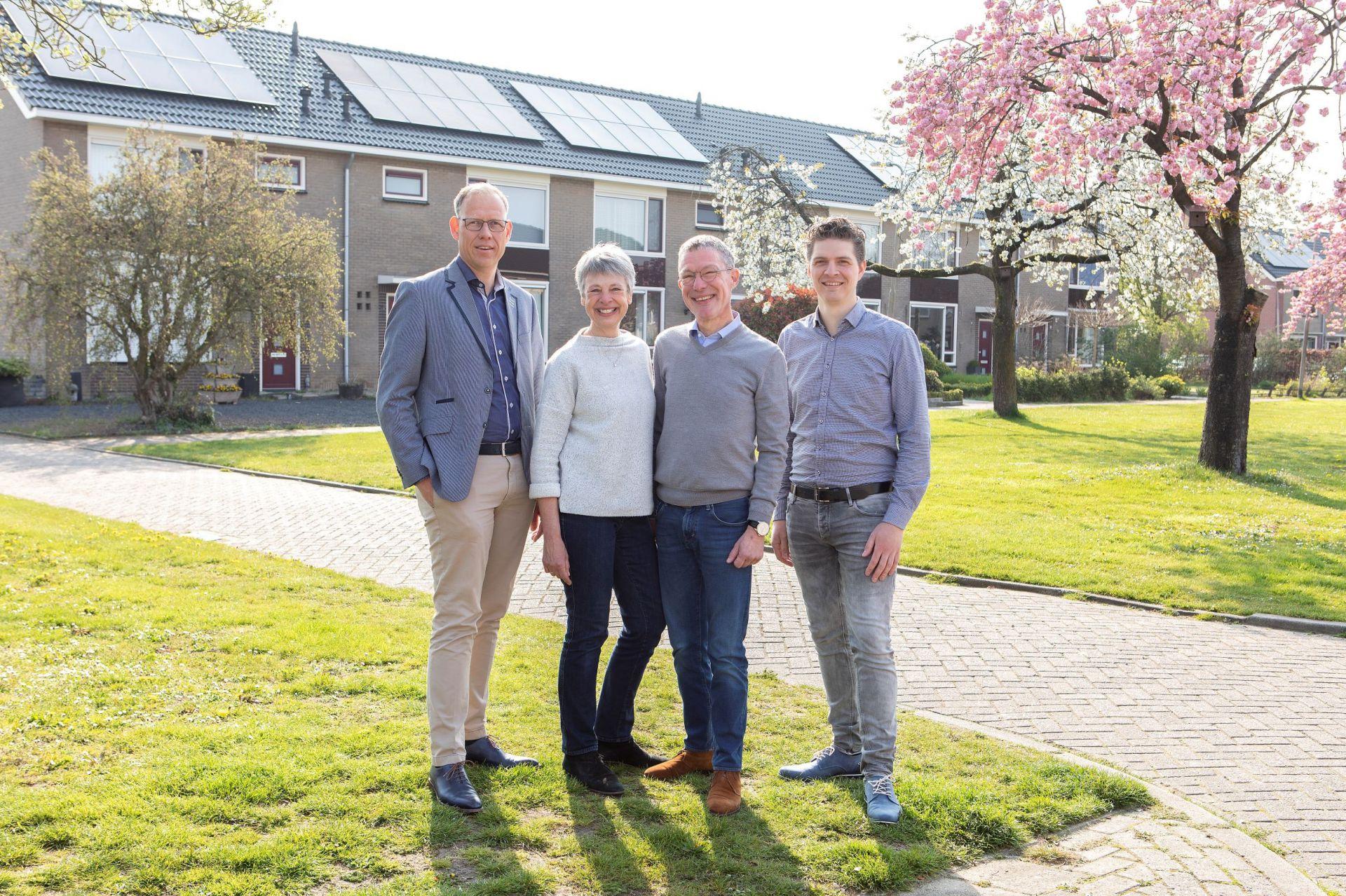 Wonen Delden gaat huizen aan 't Reef, De Horst en De Jan Lucaskamp renoveren