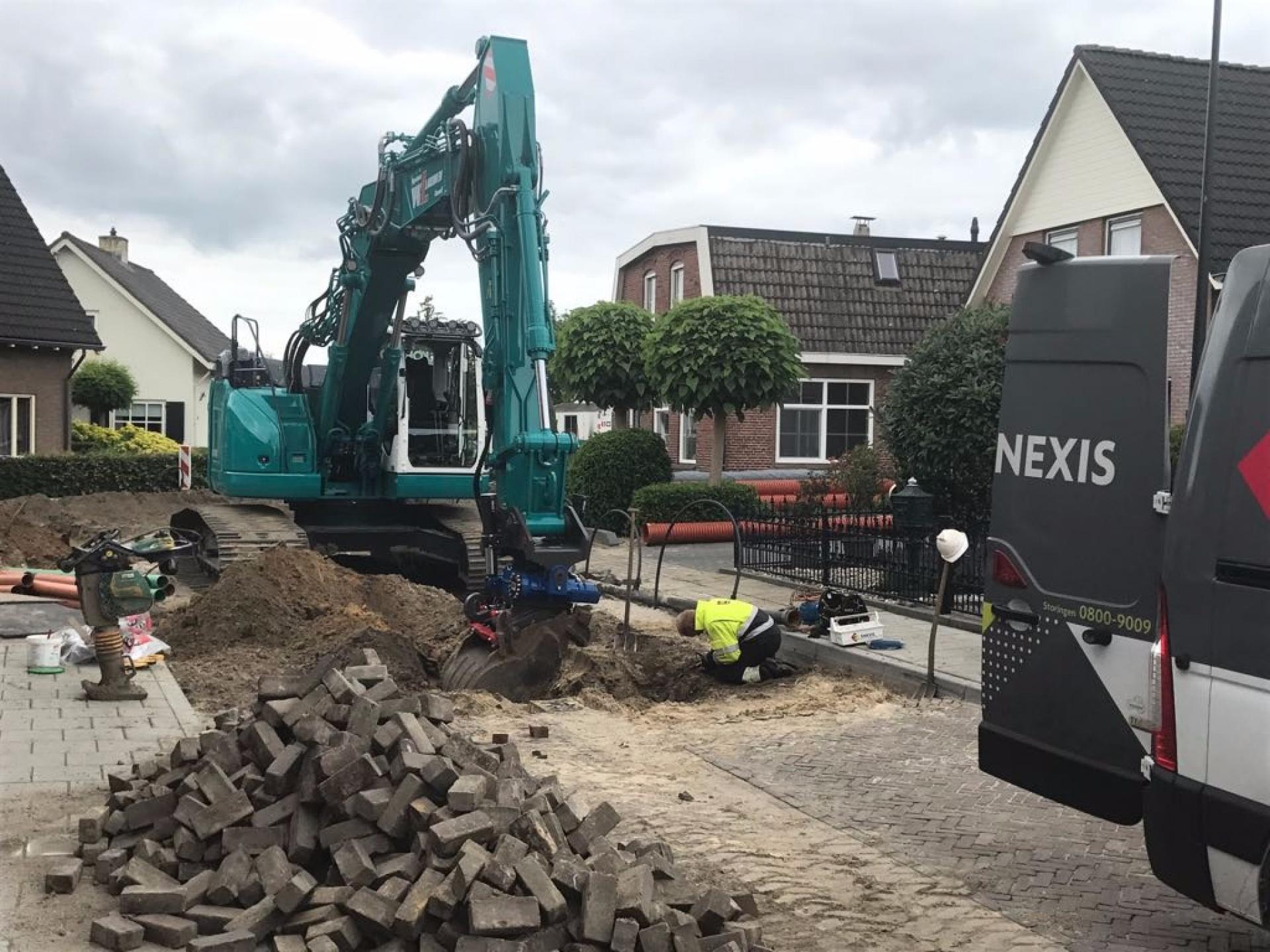 Update: Stroomstoring Koninginnebuurt Delden opgelost