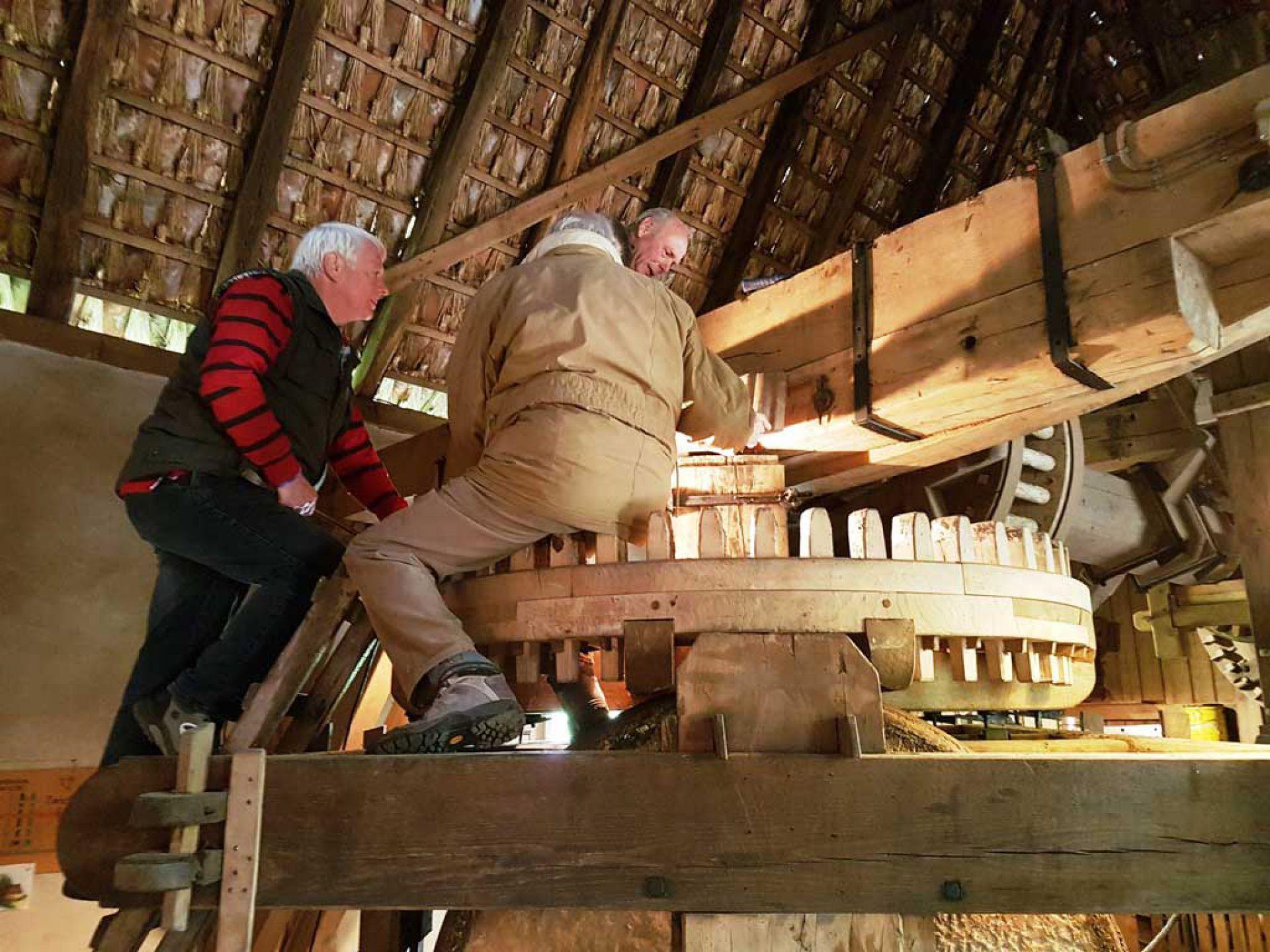 Nationale Molendagen 2019 bij Deldense molens  op 11 en 12 mei
