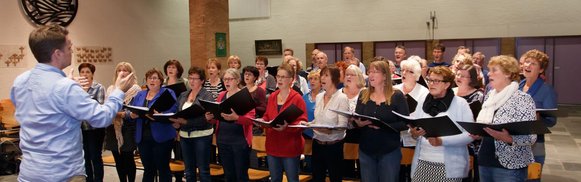 Passieconcert Opus'94 in Heilige Blasiuskerk