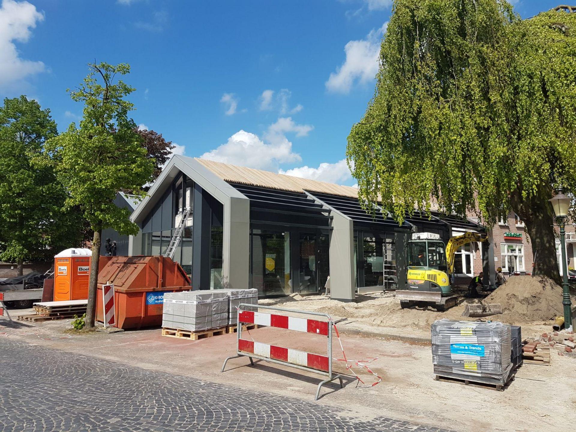 Nieuwe invulling voormalig stadhuis Delden krijgt steeds meer vorm