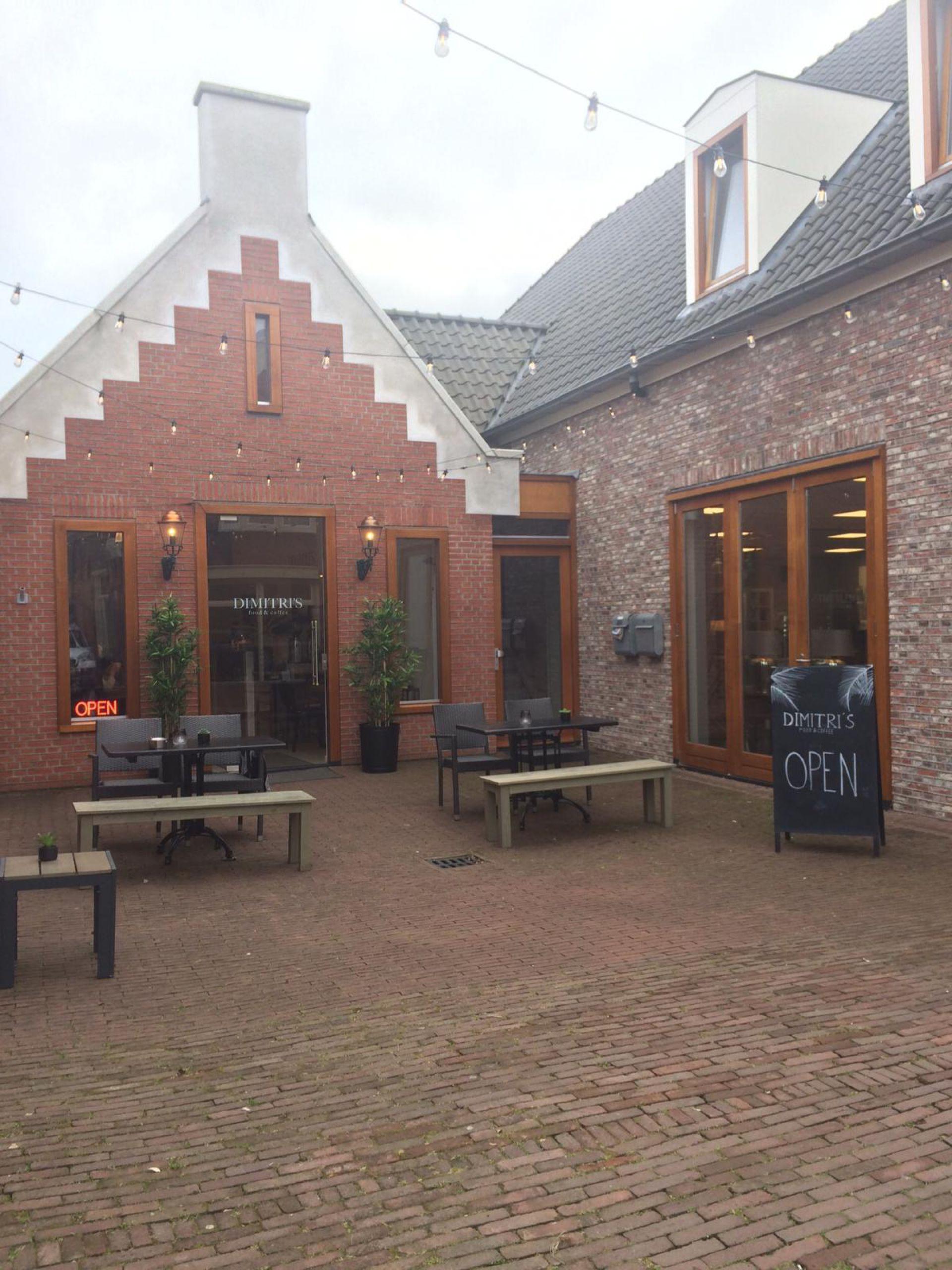 Dimitri's food & coffee opent deuren aan Langestraat
