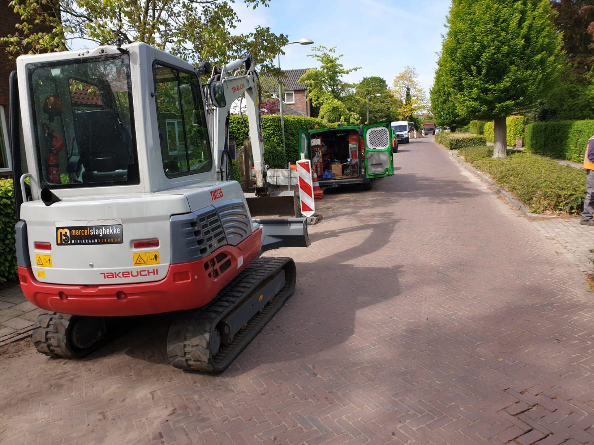 Rioolvervanging Cramerstraat en omgeving Delden van start