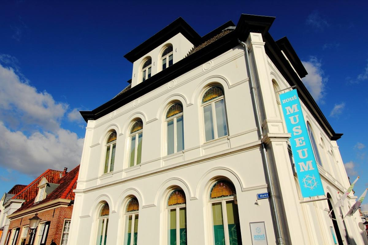 Zoutmuseum Delden behoudt hoogwaardige status