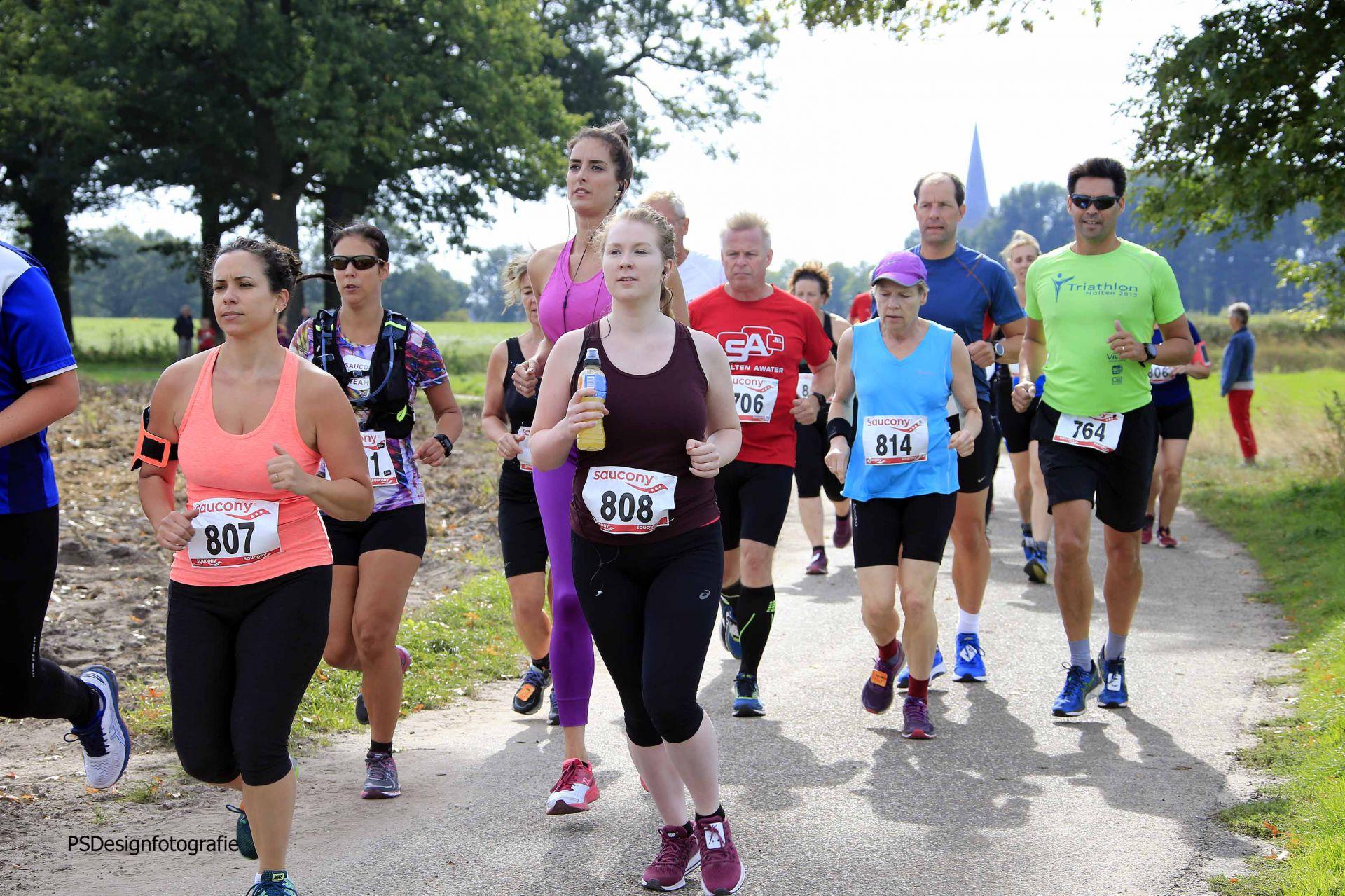 300 deelnemers aan 4e editie Twickelloop – Foto's online!
