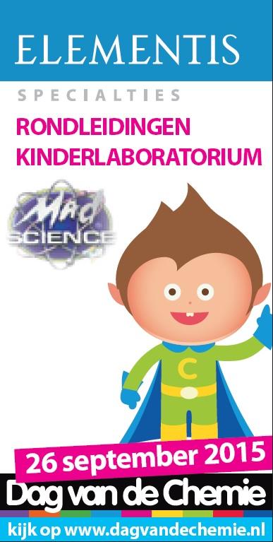 Beleef de chemie tijdens open dag bij Elementis in Delden