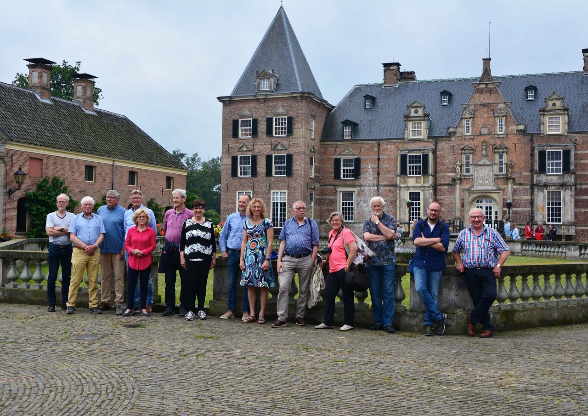 Fotografen expositie Zoutmuseum bezoeken kasteel Twickel