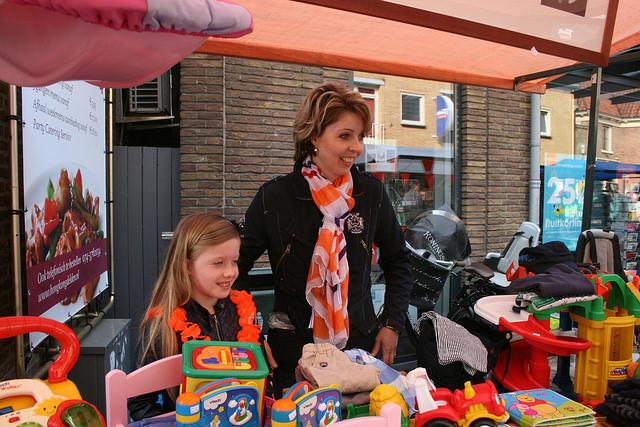 Bomvol programma tijdens 42e editie Hemelvaartfeest Delden