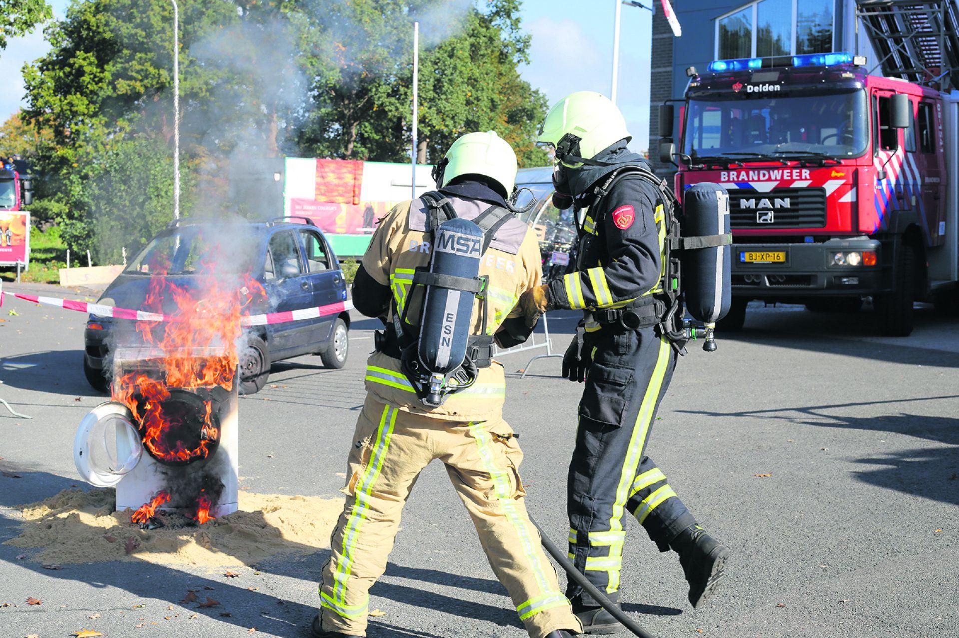 Brandweer Delden op zoekt naar versterking