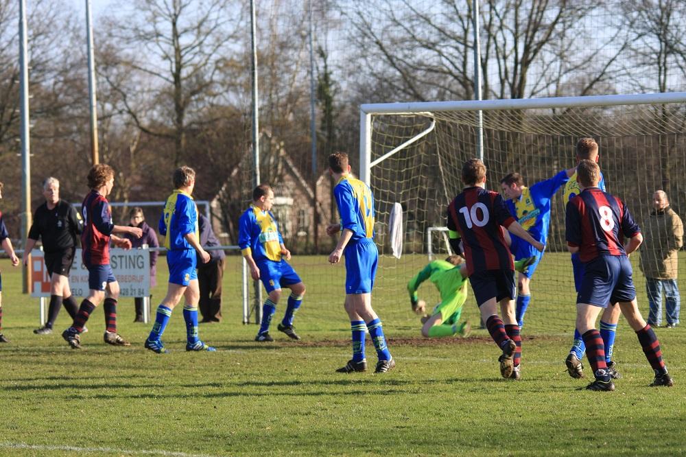 Update: BSC Unisson opnieuw te sterk voor SV Delden