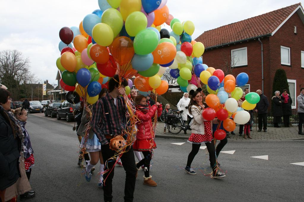 Kindercarnaval Delden bereidt zich voor op grandioze optocht op 30 januari