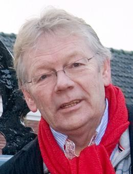 Deldenaar Jan ter Avest te gast bij Hofstreek Portret