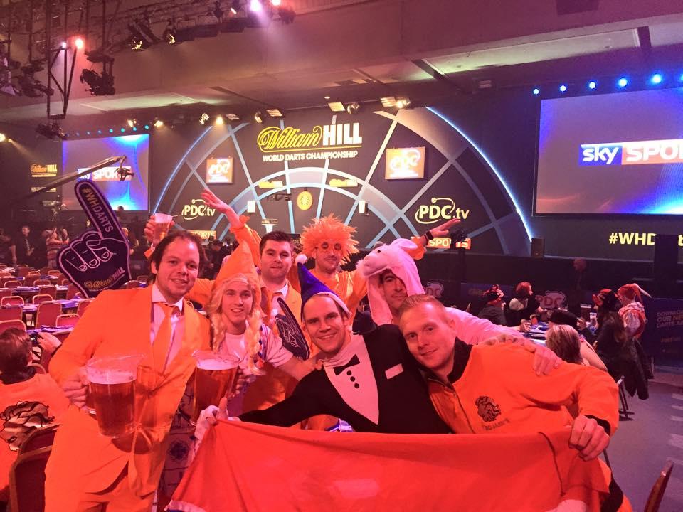 Honderden dartsliefhebbers naar Delden voor jubileumtoernooi DVO
