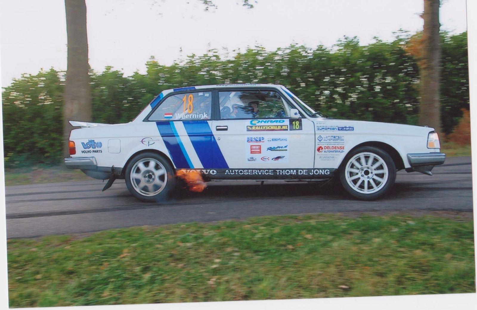 Deldense deelname bij start rallyseizoen