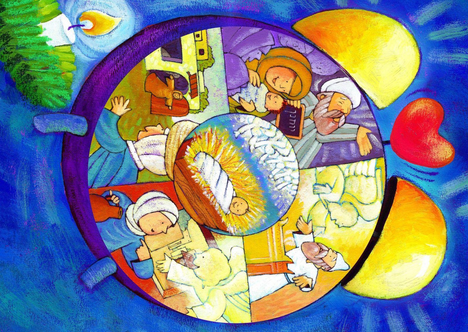 Deldense kinderen vieren advent in de Oude Blasius