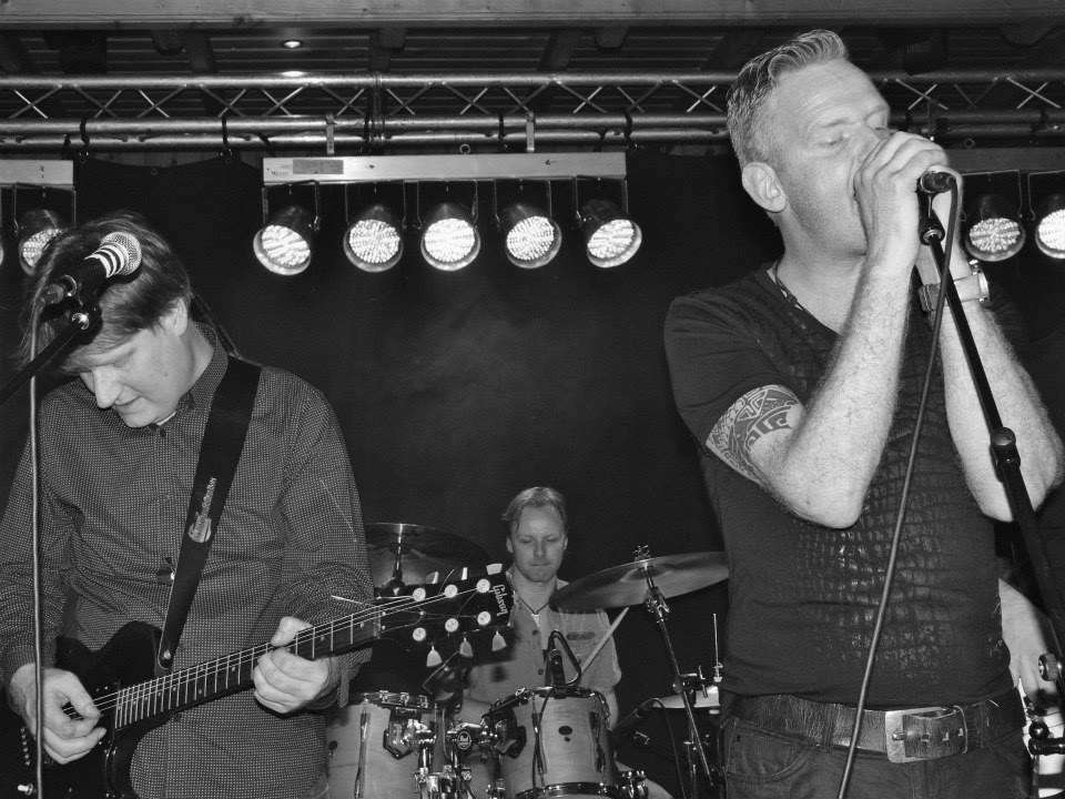 Muzikanten in de startblokken voor 4e Deldense Rocknacht