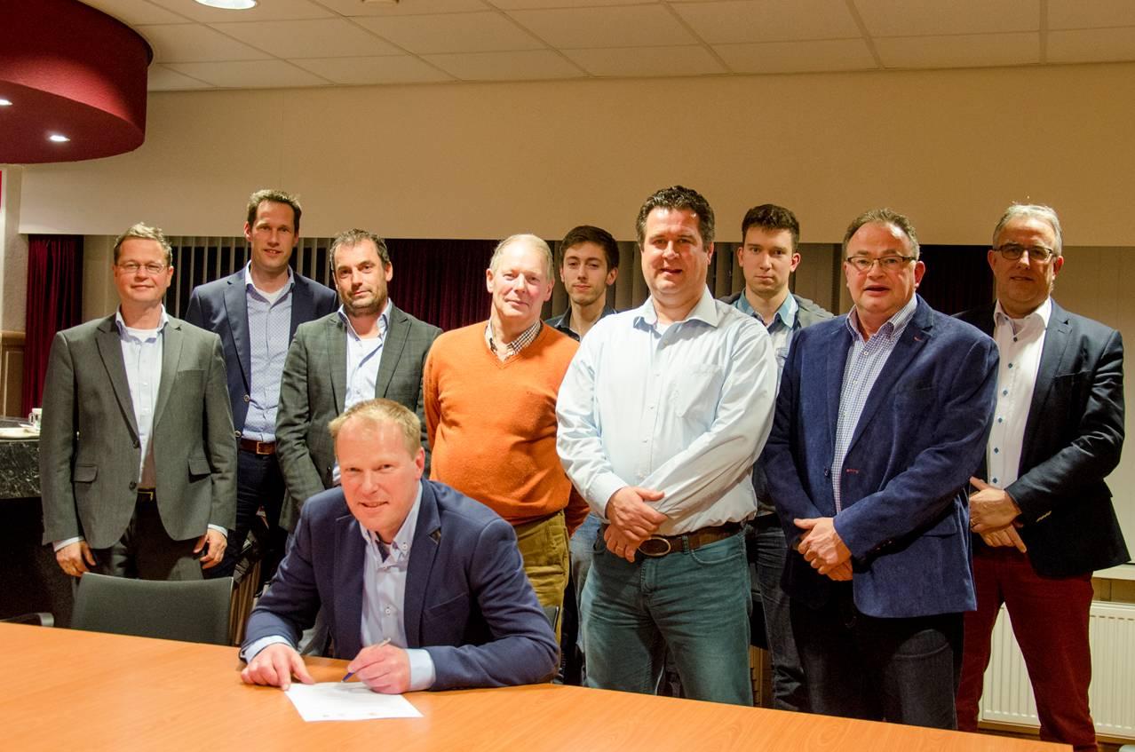 Deldense sportclubs gaan samenwerken en willen sporthal op De Mors