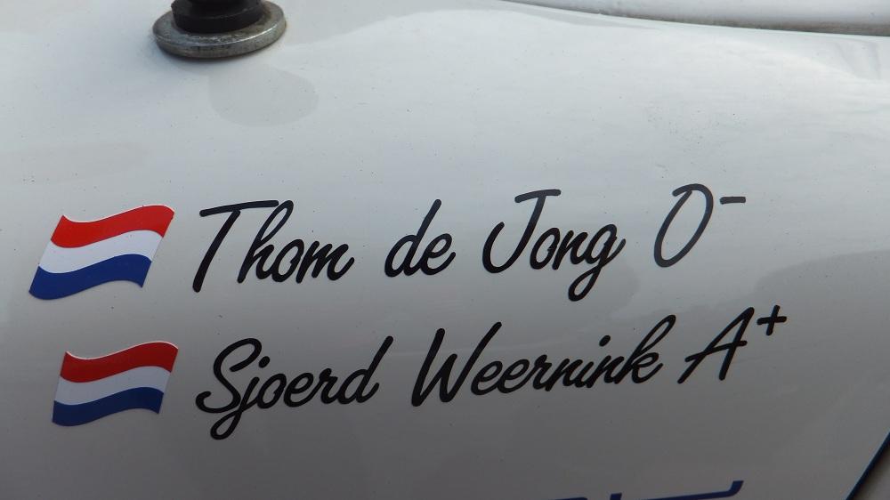Duitse Rally eindigt in mineur voor Thom de Jong Rallysport