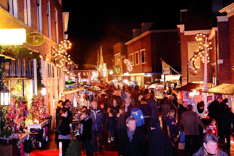 Kerstmarkt Delden in nieuw jasje gestoken