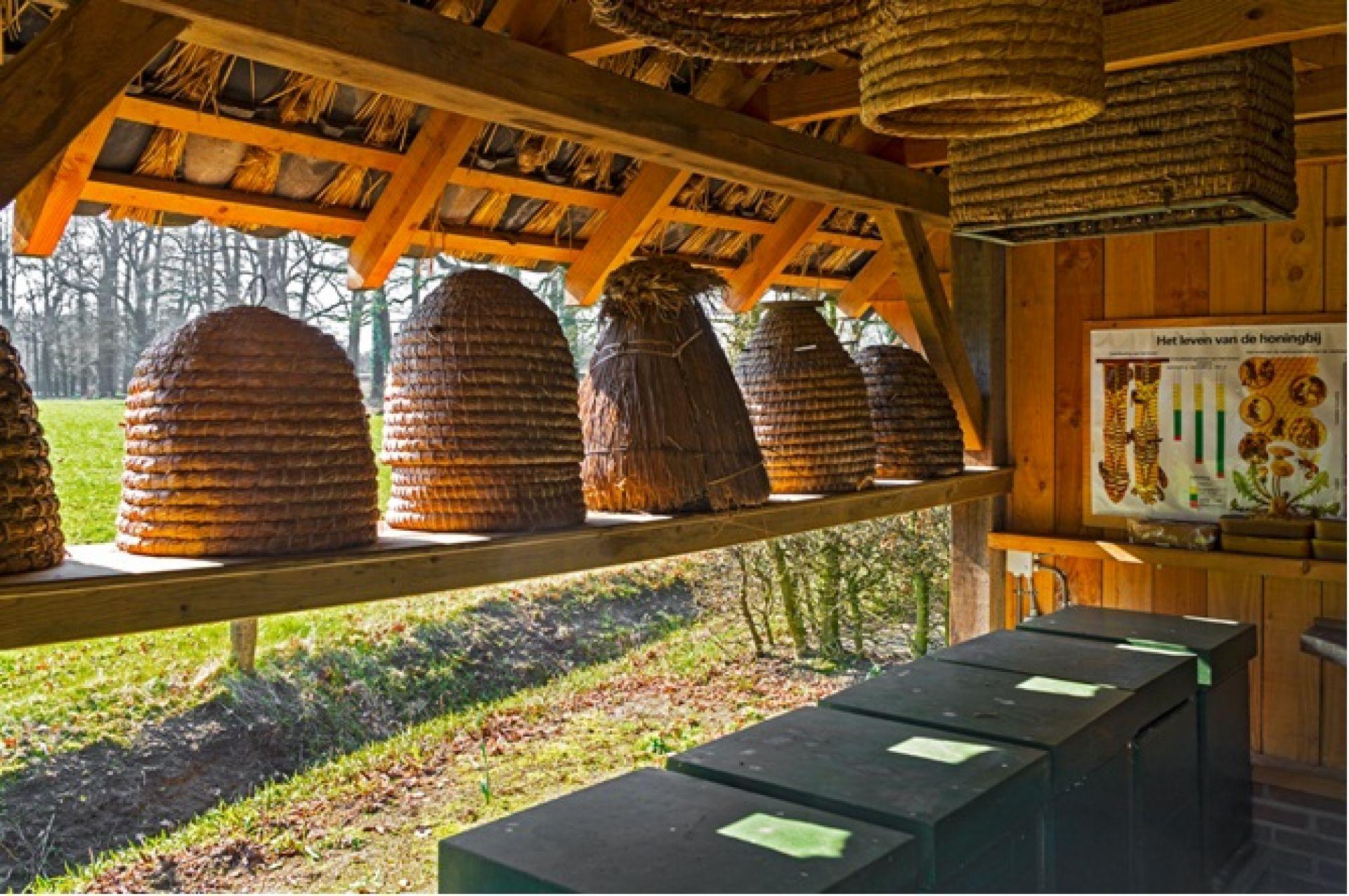 Open huis bij de bijen van Moestuin Twickel