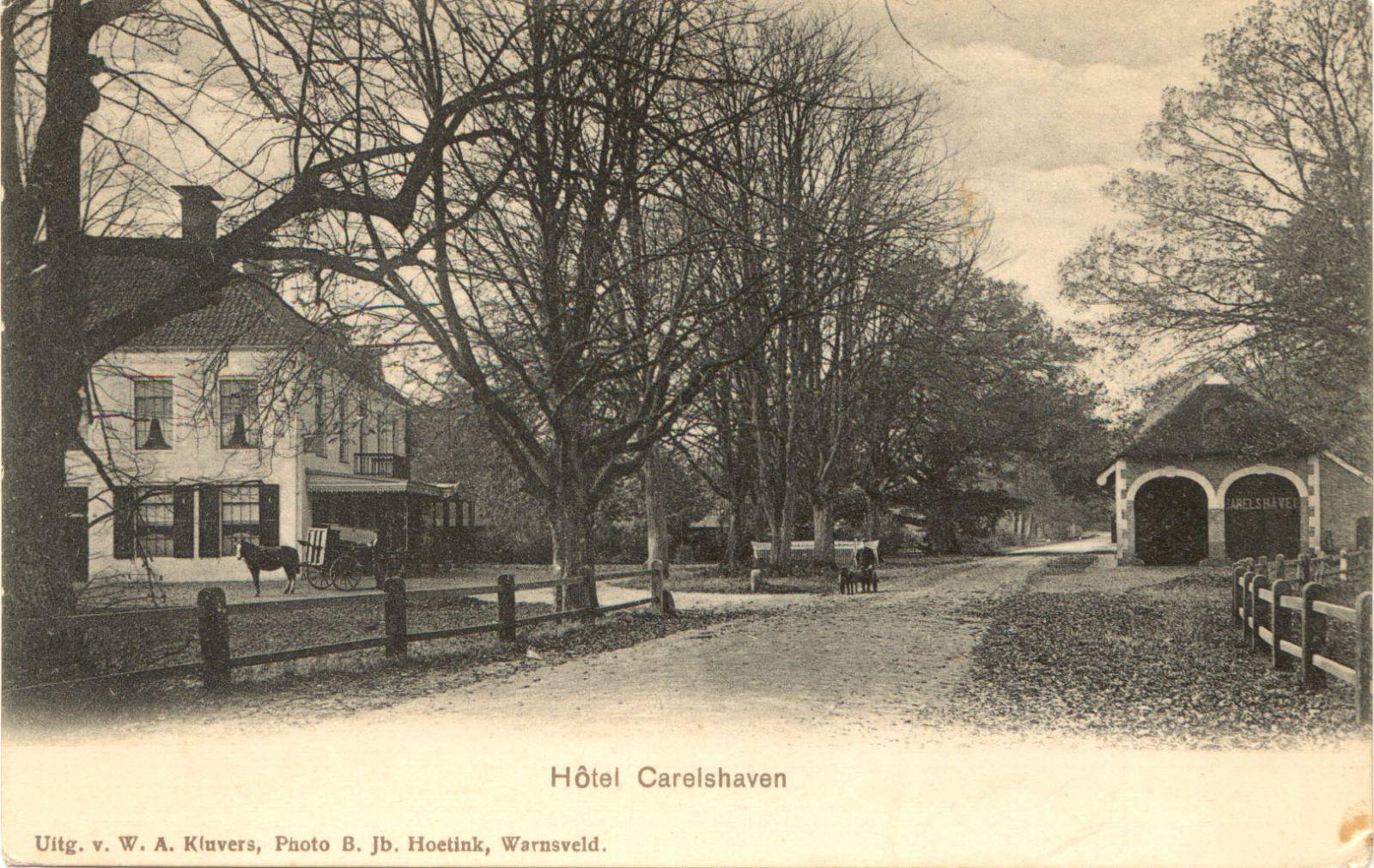 De geschiedenis van Delden in beeld - Hotel Carelshaven Delden
