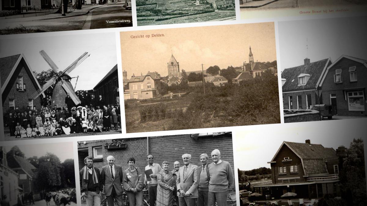 Geschiedenis van Delden