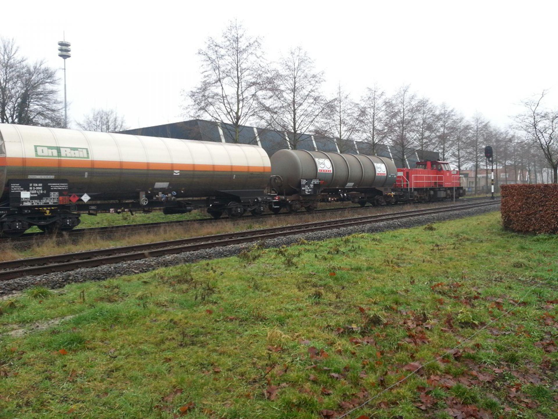 DB Schenker: 'Geen goederenvervoer over Twentekanaallijn in nabije toekomst'