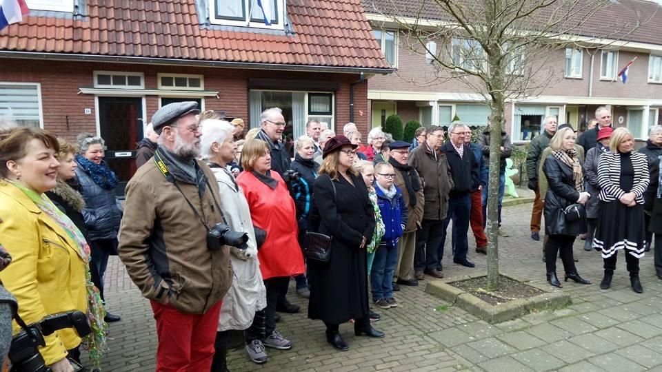 Huis uit verleden aan Wethouder Bloemenstraat geopend
