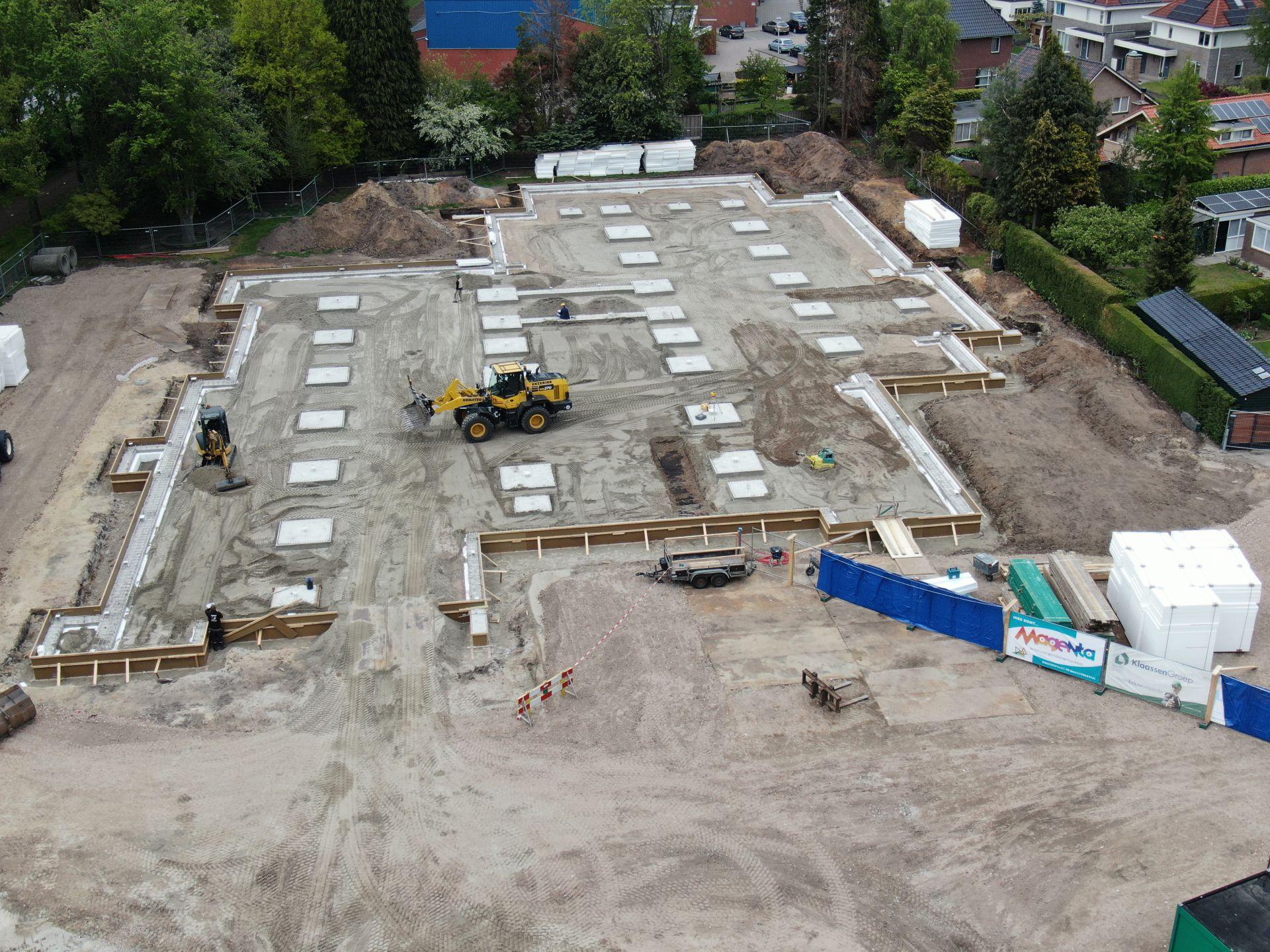 Officieel startschot bouw IKC Magenta in Delden
