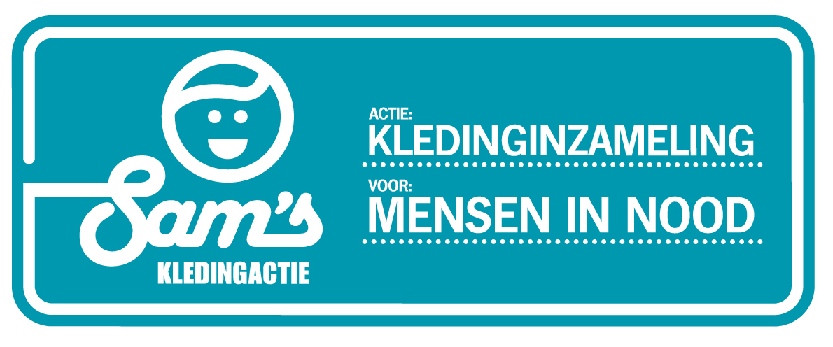 Sam's Kledingactie in Delden op 6 april