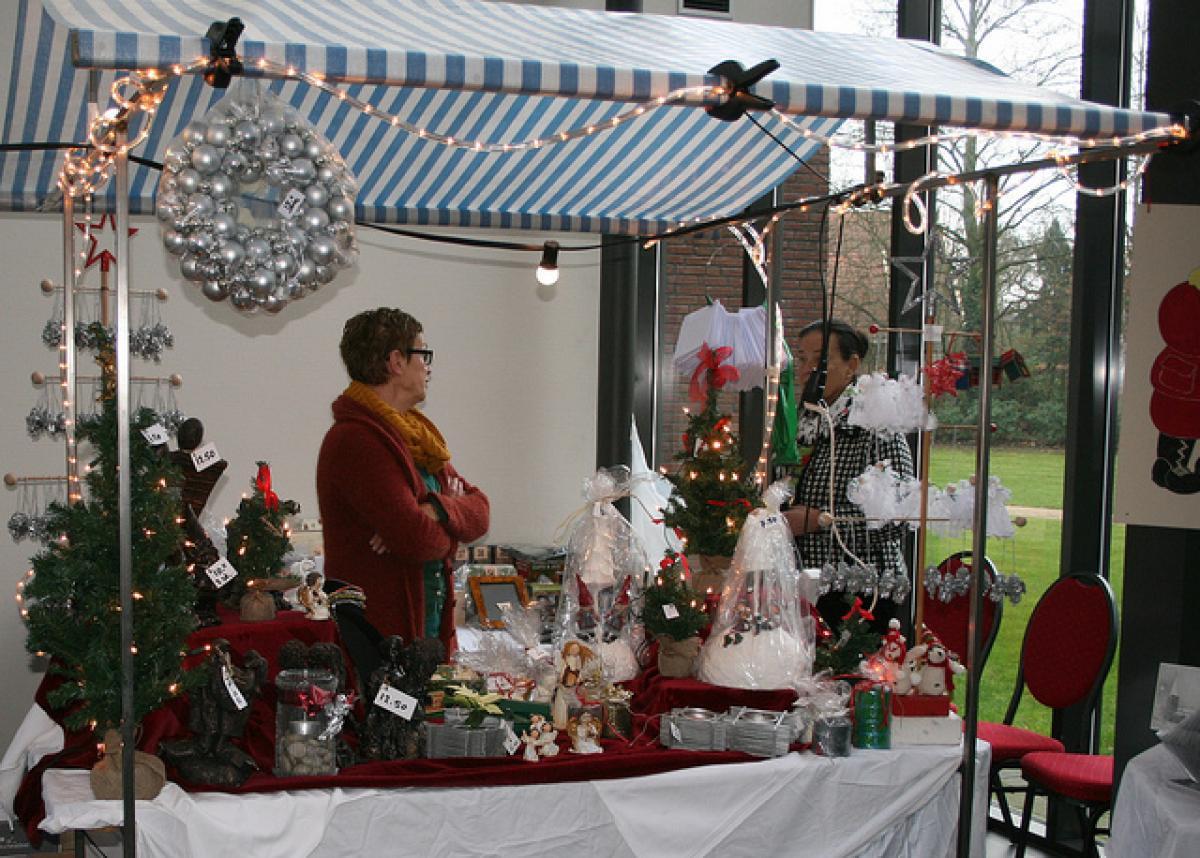 Kerstfair In de Hagen van start