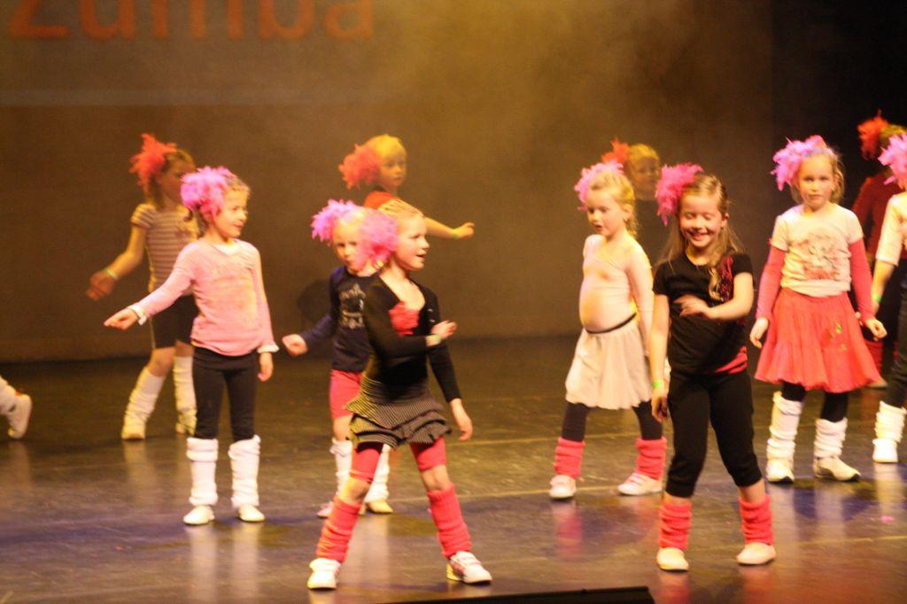 Let's Move en Inmotion uit Delden aanwezig bij Hofdance