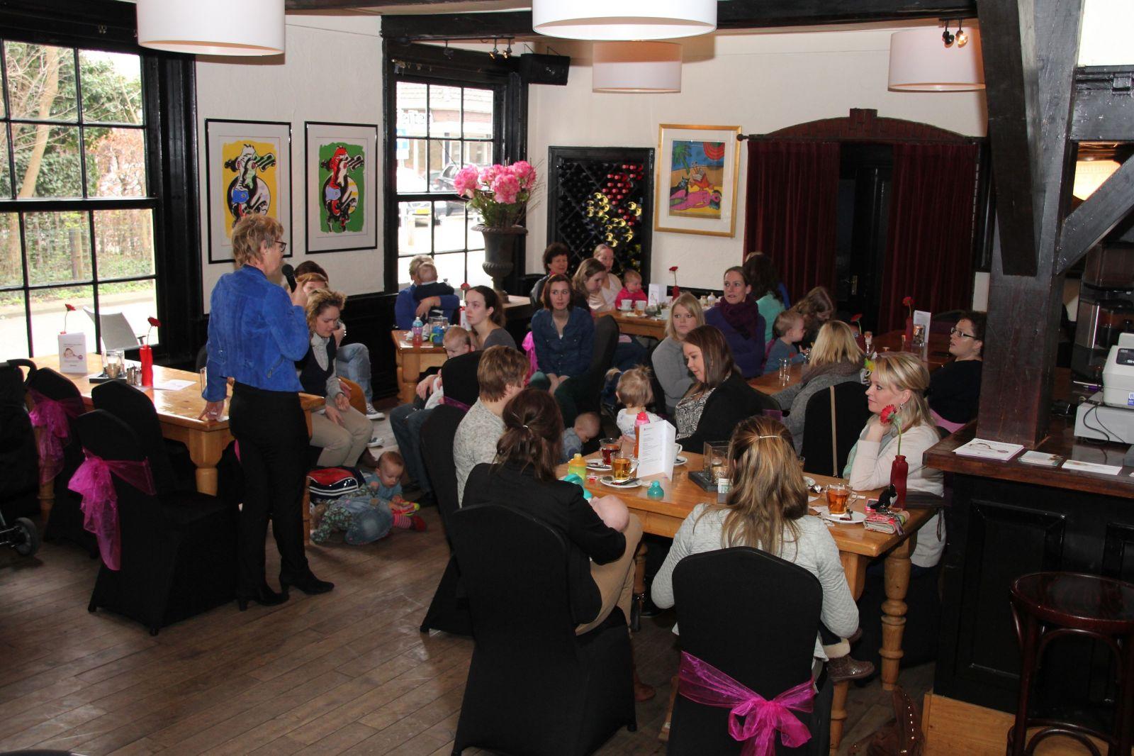 Mammacafé in Delden maakt muziek