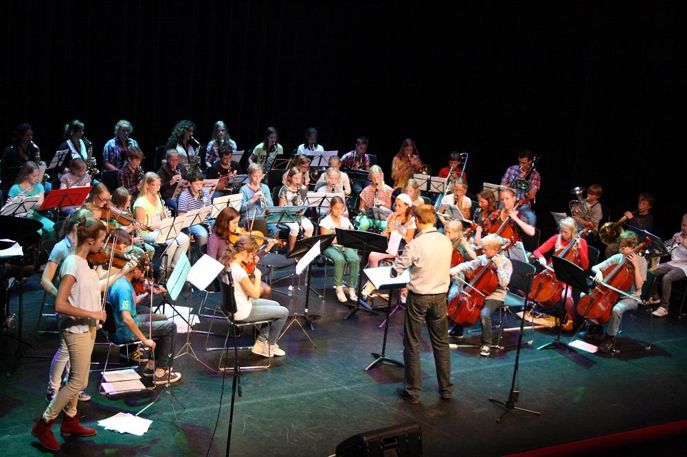 Muziekschool Hof van Twente slaat vleugels uit in Delden
