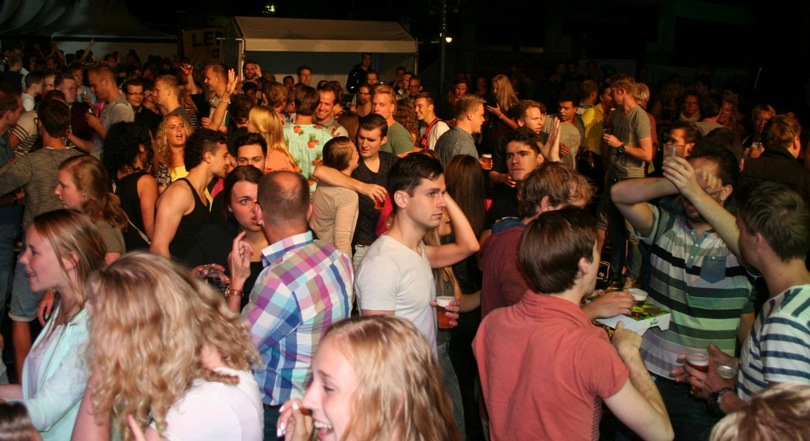 Nacht van Delden gaat toch door -  Feest is op 14 juli
