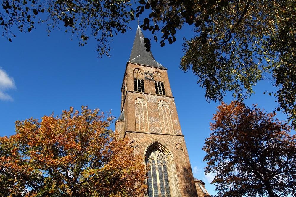 Kleuterkerkviering in Heilige Blasiuskerk in Delden