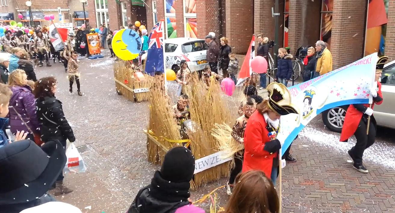 Programma Kindercarnaval Delden 2019