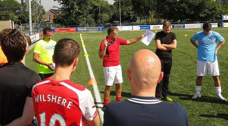 Harold Oude Veldhuis stopt per direct als hoofdtrainer van SV Delden