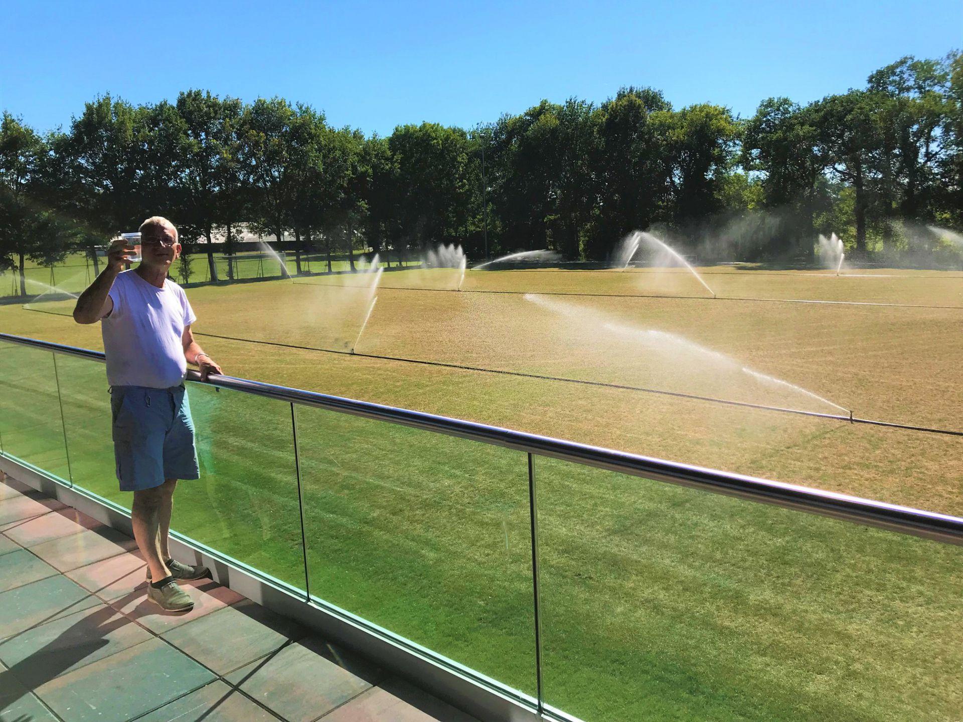Hof van Twente: 'Inzet extra mensen en materiaal in strijd tegen droogte'