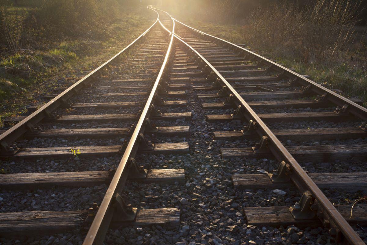 Spoorgoederenvervoer